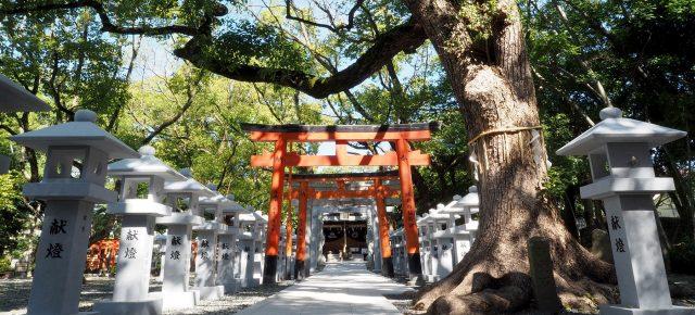 「葛葉稲荷神社」について